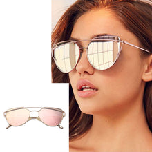 Load image into Gallery viewer, Gentle Monster Love Punch Cat Eye Metal Frame Sunglasses