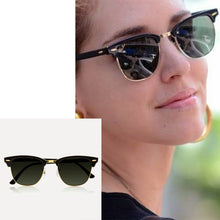 Load image into Gallery viewer, Classic Club Master Sunglasses With Box & Accessories