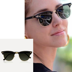 Classic Club Master Sunglasses With Box & Accessories