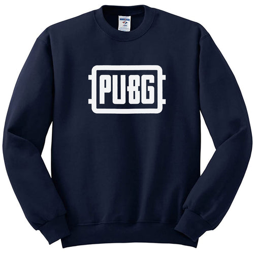 PUBG Blue Sweatshirt