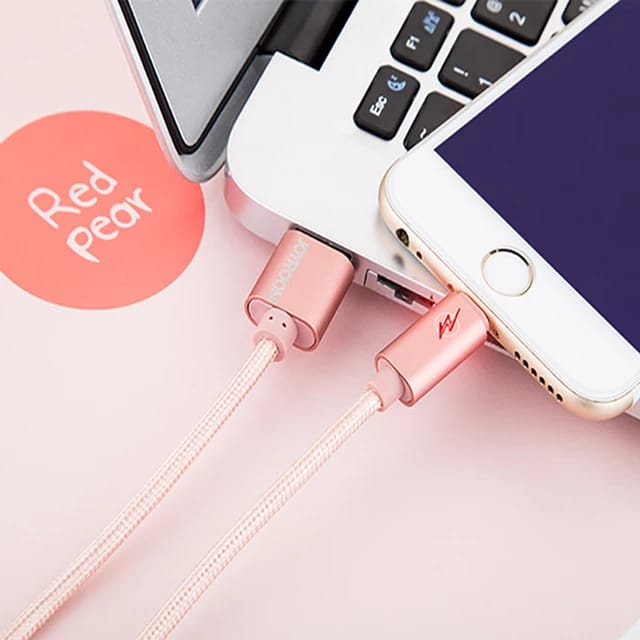 JOYROOM Nylon Braided USB For Iphone