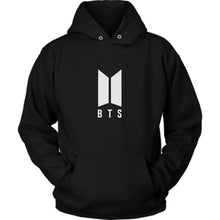 Load image into Gallery viewer, BTS Hoodie-Splash Colours