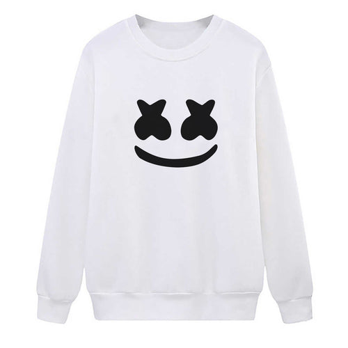 Marshmallow Sweatshirt