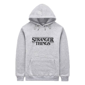 Stranger Things Hoodie-Splash Colours