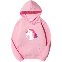 Load image into Gallery viewer, Special Unicorn Hoodie For Women-Cotton-Splash Colours