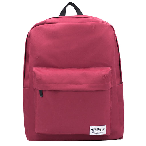 'Maroon', Flips 'The Classic' 25L Backpack
