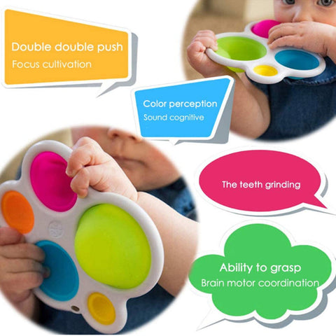 Simple Dimple Sensory toy