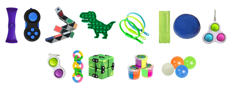Fidget toys for boys and girls