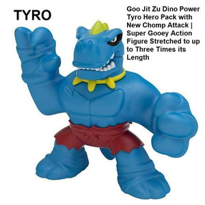 Goo JIT Zu Dino Power Tyro