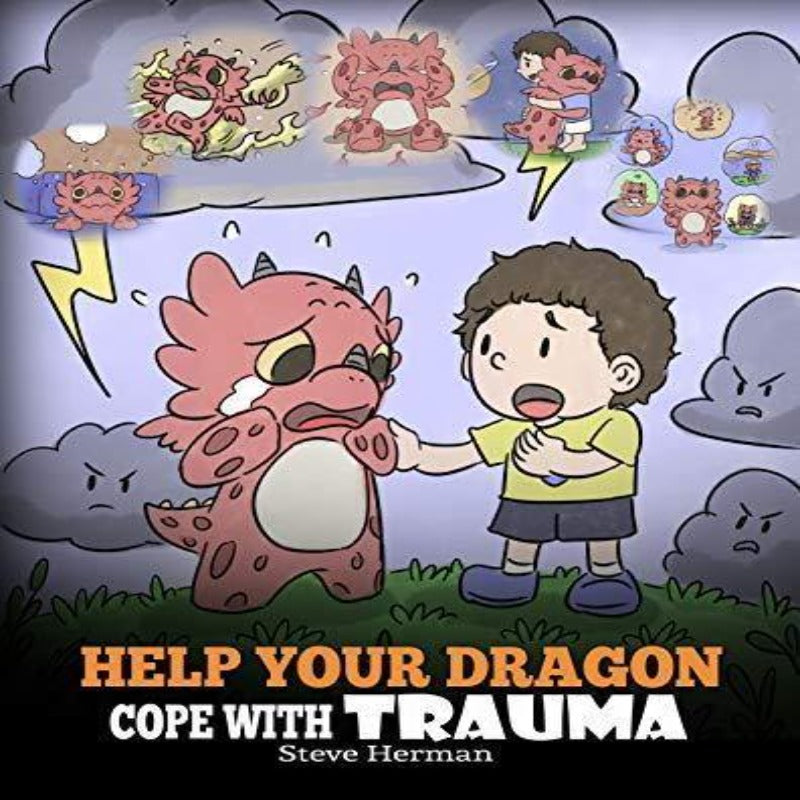 story books for kids to help understand traumatic events