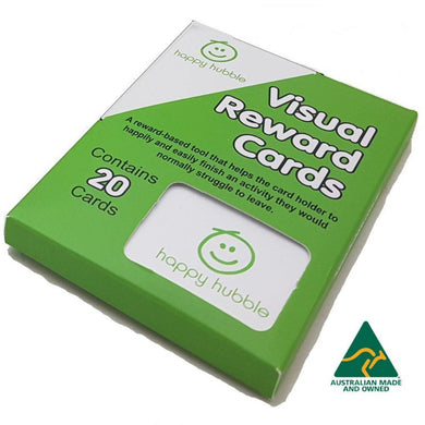 Visual reward cards