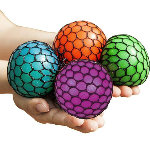 squeeze ball hand therapy