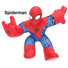 Load image into Gallery viewer, Goo JIT Zu Super Hero Spiderman