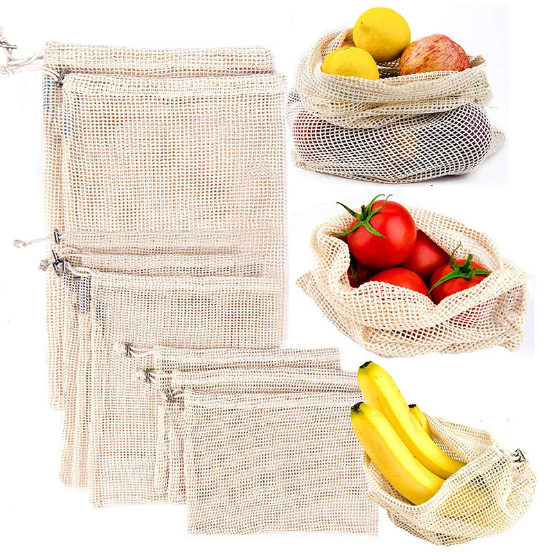 Reusable Vegetable Bag - Green Bee Store
