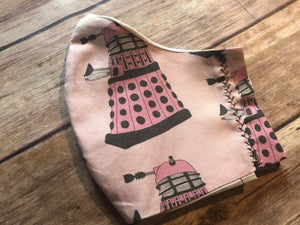 Doctor Who Pink Daleks- LIMITED QUANTITIES