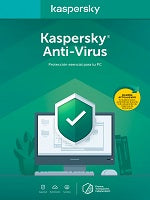 Kaspersky Anti-Virus - Licencia Base ESD - 3 PCs
