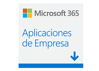 Microsoft 365 Business Retail All Lng LATAM EM Subscr PK Lic 1YR Online DwnLd Pilot - 1 active user - Descarga