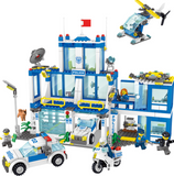 Assembled Building Block Toys