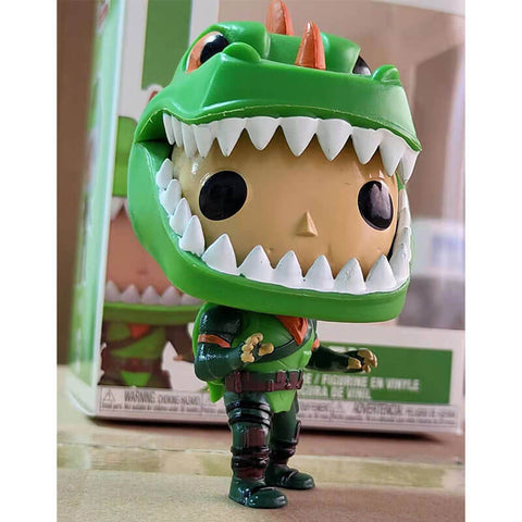 Fortnite Funko Rex Funko POP! Vinyl figures