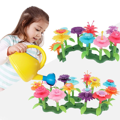 Gardening Pretend Gift for Girls Kids Toy