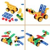 STEM toy kit puzzle engineering learning set