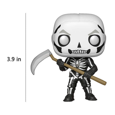 Fortnite - Skull Trooper, One Size, Multicolor