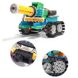 4 in 1 radio controlled robot