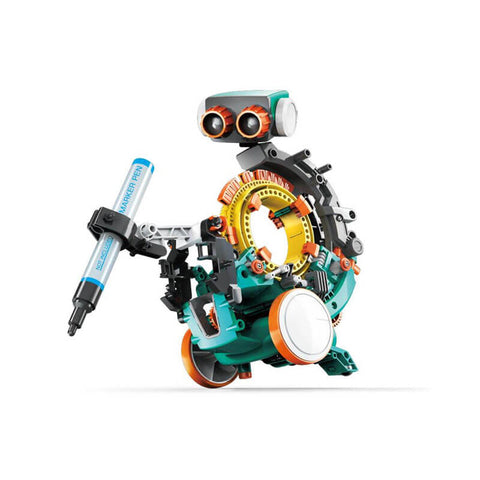 Programmable Mechanical Robot Coding Kit