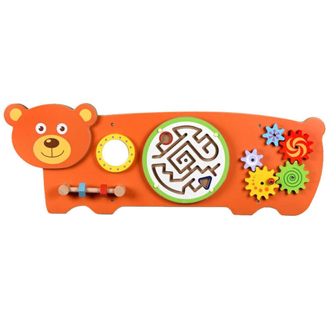 Wall Toy Gummy bear orange