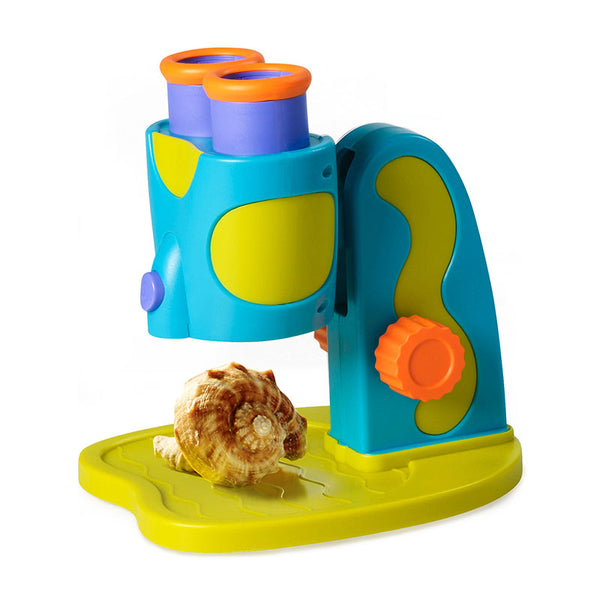 Microscope Toy for Preschoolers