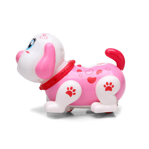 Electronic Pet Dog Harry - Interactive Puppy Toy Robot