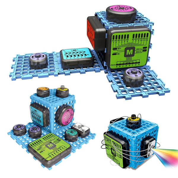 STEM Intelligent Electronic Circuit Puzzle Toys