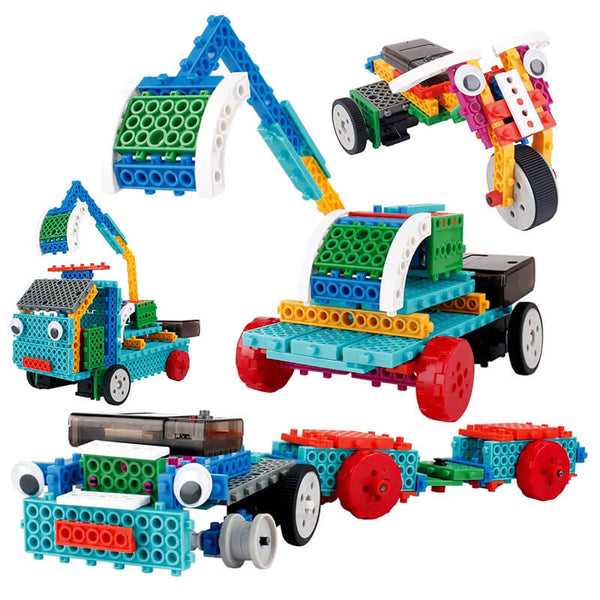 Remote Robot Construction Set