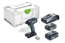 Load image into Gallery viewer, Cordless impact drill TID 18 HPC 4,0 I-Plus