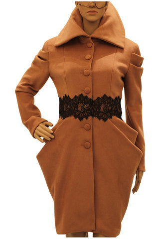'Lacey Business' Coat