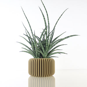 Big Planter ° NANO ° . Recycled Wood