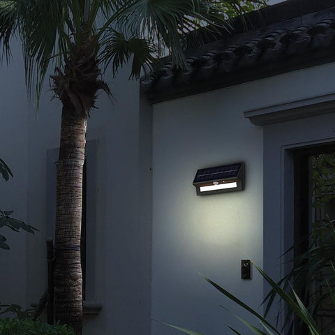 Applique led solaire Wall Light