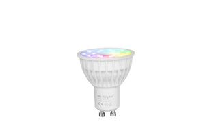 Ampoule led connectée RGBWW 4W GU10