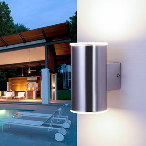 Applique Led Similan inox 230V