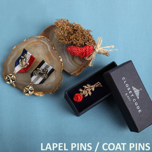Lapel Pins / Coat Pins