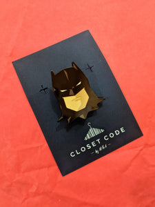 Batman Brooch
