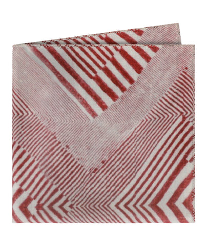 Linear Pocket Square