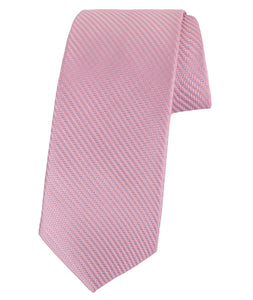 Micro Dots Pink Tie