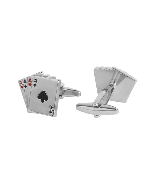 Pack of Cards Cufflink