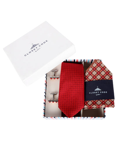 The Red Gift Set