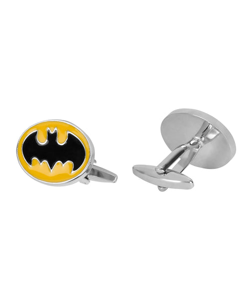 Yellow Batman Cufflink
