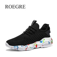 Load image into Gallery viewer, Plus Size 35-47 Fashion Krasovki Men's Casual Shoes Male Shoes Sneakers Lightweight Breathable Shoes Tenis Masculino 2019 New