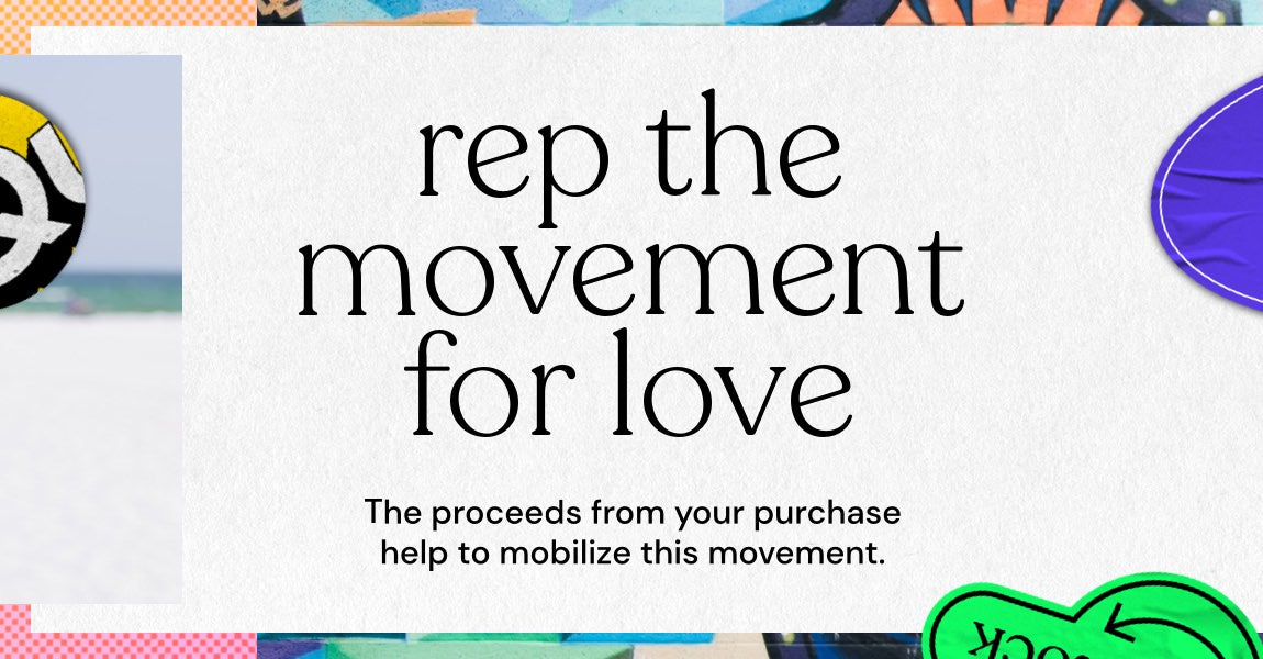 Rep The Movement For Love