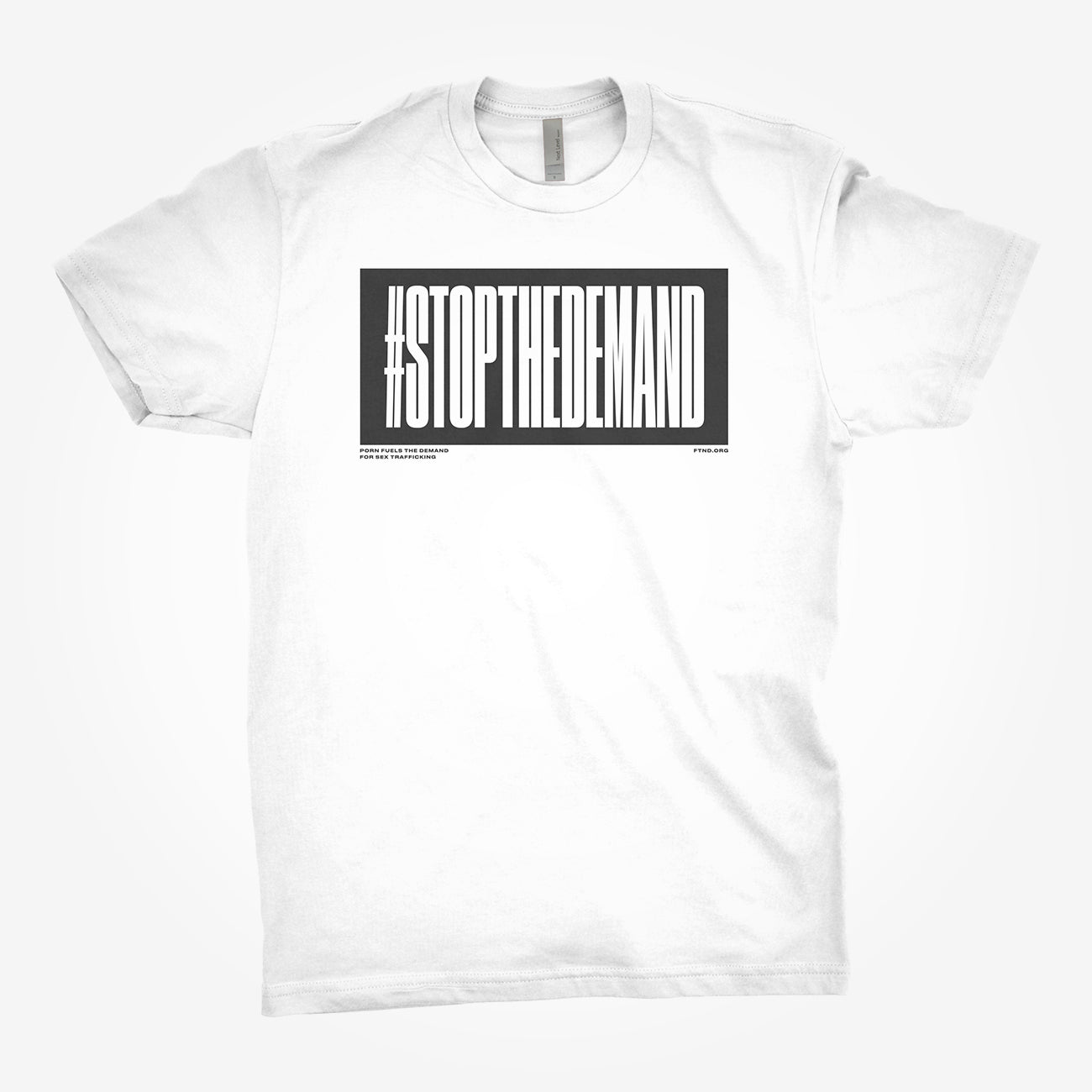 '#StopTheDemand' Tee