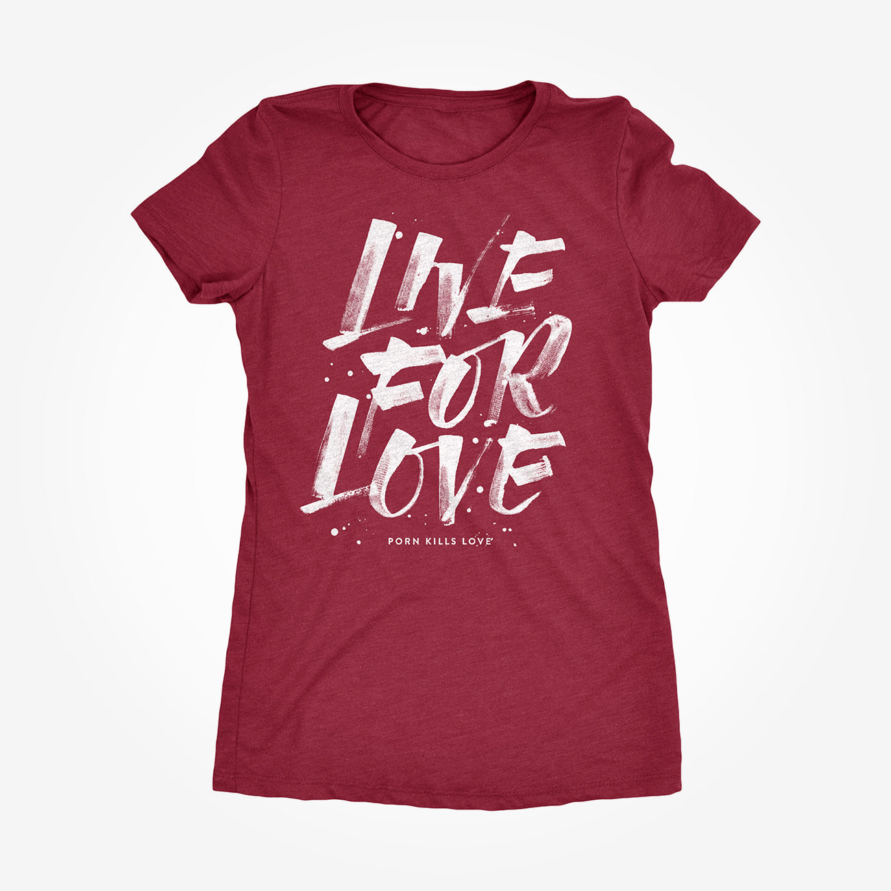 'Live For Love' Tee